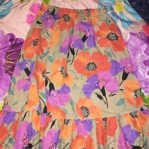 VINTAGE Poppy Skirt